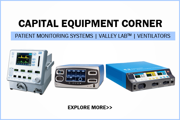 capital equipment corner