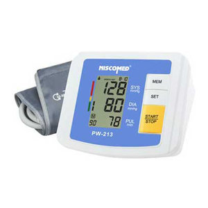 Niscomed Digital BP Monitor