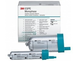 3M Monophase Dental Impressioning Material