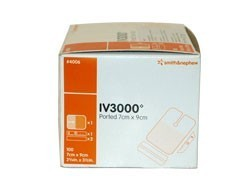 Smith & Nephew IV 3000 Transparent IV Dressing