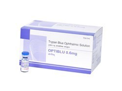 Ophtechnics OptiBlu Trypan Blue Ophthalmic Solution