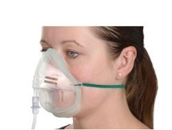 Intersurgical Ecolite Oxygen Mask with Tubing