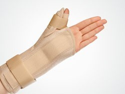 cockup wrist splint