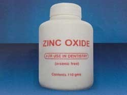 DPI Zinc Oxide Powder Temporary Cement