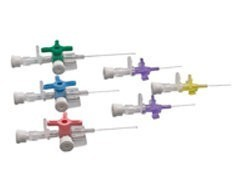 Romsons Triflon IV Cannula with 3 Way Stopcock