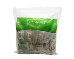 Biomed IV Set Vented Bulb Latex