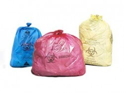 Bellcross Biomedical Waste Collection Bags Combo