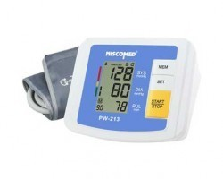 Niscomed Digital Blood Pressure Monitor