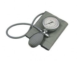 Romsons Dial Check Palm Type Aneroid Sphygmomanometer