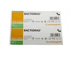 Smith & Nephew Bactigras Antiseptic Dressing