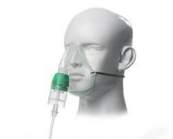 Intersurgical Cirrus 2 Nebulizer Cup with Ecolite Mask Set