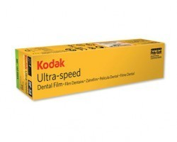 Kodak Carestream Ultra Speed Occlusal Dental X-Ray Film