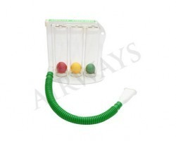 Airways Surgicals Airociser Spirometer Lung Exerciser