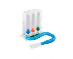 Bellcross Spirometer Lung Exerciser