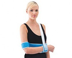 xCPO Shoulder Immobilizer