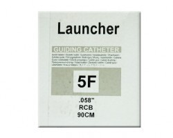 Medtronic Launcher Balanced Specialty Curves Guiding Catheter