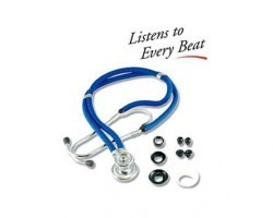 Pulsewave Rappaport Paediatric Stethoscope