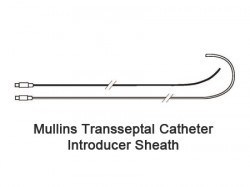Medtronic Mullins Transseptal Introducer Sheath - Paediatric
