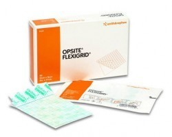 Smith & Nephew Opsite Flexigrid Film Dressing
