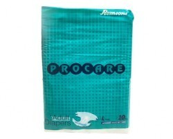 Romsons Procare Adult Diaper - Medium