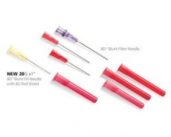 Becton Dickinson (BD) Blunt Filter Safety Needle
