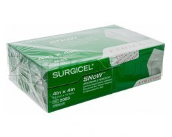 Ethicon Biosurgery Surgicel Snow Absorbable Hemostat