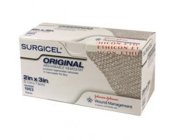 Ethicon Biosurgery Surgicel Original Absorbable Hemostat