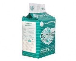 Comfrey Adult Diapers Online - Large