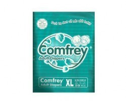 Comfrey diaper adults