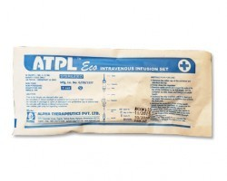 ATPL Eco Plus Non Vented Bulb Latex IV Set