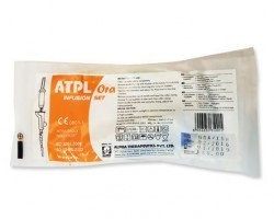 ATPL Ora Non Vented Bulb Latex IV Set
