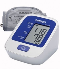 Omron HEM-8712 Digital Blood Pressure Monitor - Arm Type