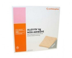 Smith & Nephew Allevyn Ag Non -Adhesive Foam Dressing