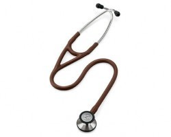 littmann cardiology iii stethoscope - Chocolate