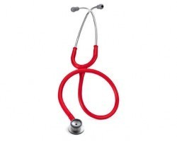 3M Littmann Classic II Infant Stethoscope - Red 2114R