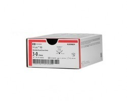 Covidien V-Loc 90 Barbed Sutures USP 3-0, 1/2 Circle Taper Point