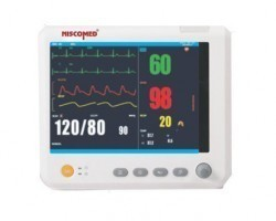 Niscomed CMS Aqua 8 Multi Parameter Patient Monitor