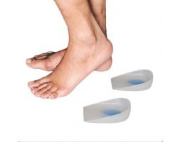 Tynor Silicon Heel Cup - Large