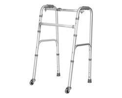 Tynor Walker for Invalids with Front Wheel - Universal