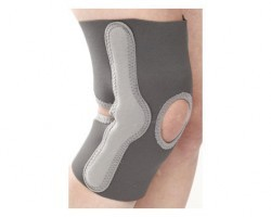 Tynor Elastic Knee Support with Customized Compression - Large