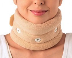 Vissco Cervical Collar with Chin Support - Large