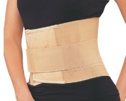 lumbar belt xl