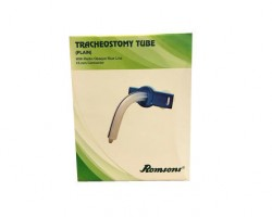 Romsons Tracheostomy Tube Plain