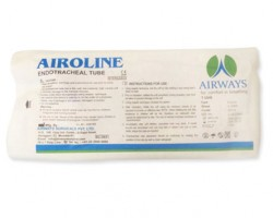 Airways Surgicals Airoline Reinforced Cuffed Endotracheal Tube