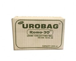 Romsons Romo 30 Urine Bag