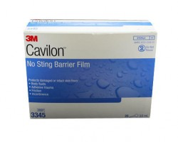 3M Cavilon No Sting Barrier Film Wipe