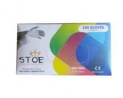 Stoe Latex Examination Gloves - Large