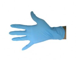 Stoe Powder Free Nitrile Examination Gloves - Large