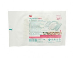 3M Tegaderm CHG IV Securement Dressing