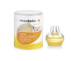 medela harmony breastpump with calma teat
